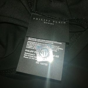 Philipp Plein Shirts - PHILIPP PLEIN MEN T-SHIRT NWT %100 COTTON CASUAL